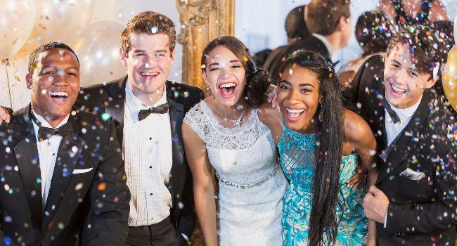 Leavers Prom, Society Balls and Graduation